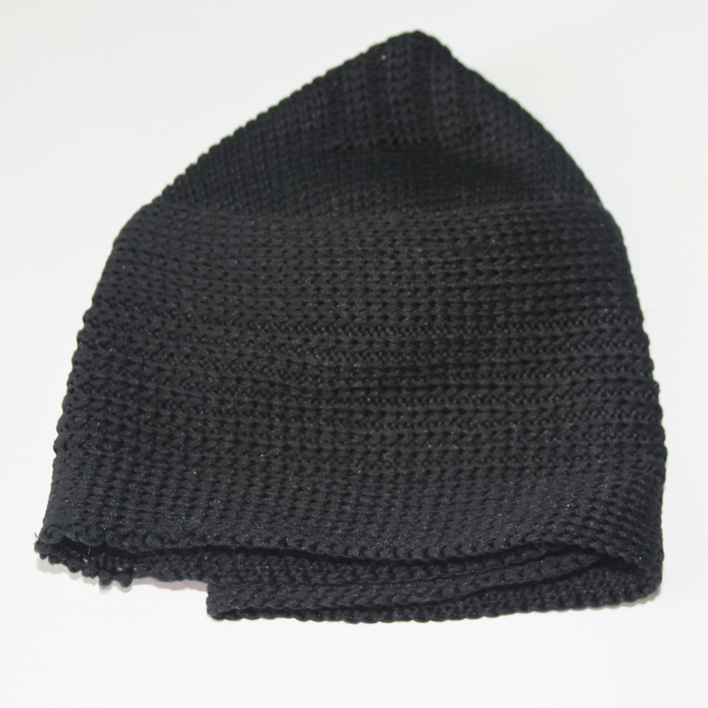Black Prayer Hat