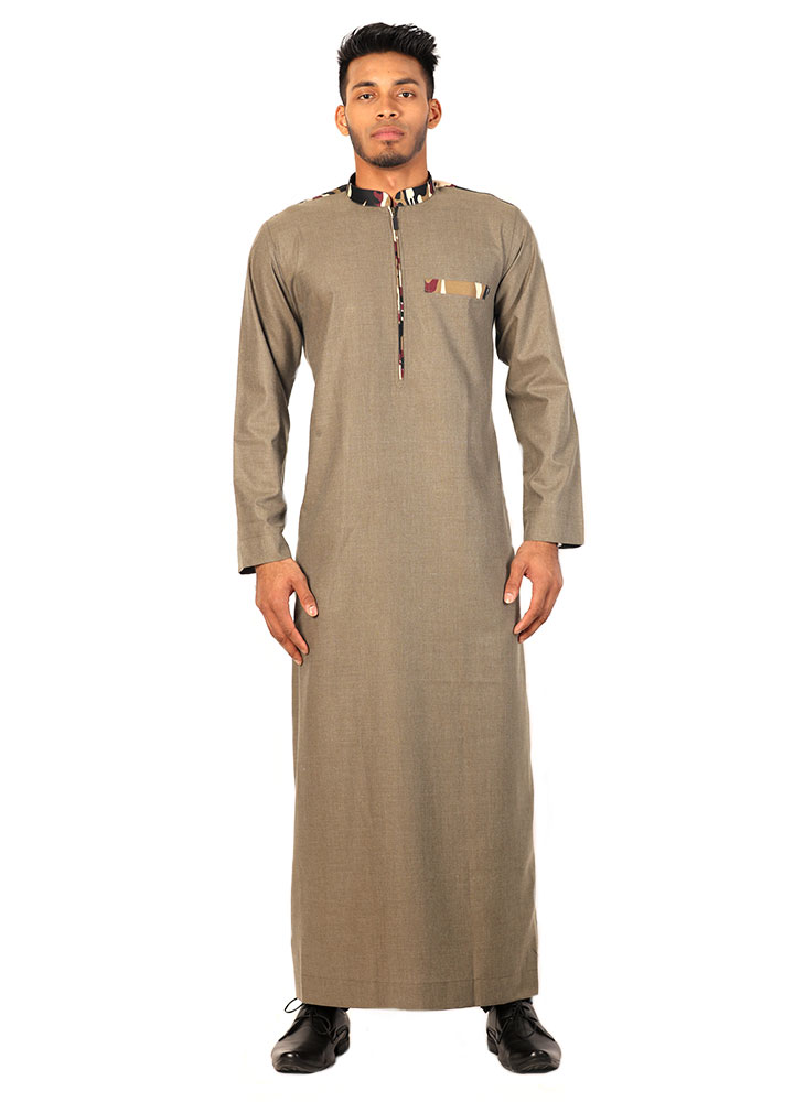 Jubba Thobe Islamic Clothing For Men