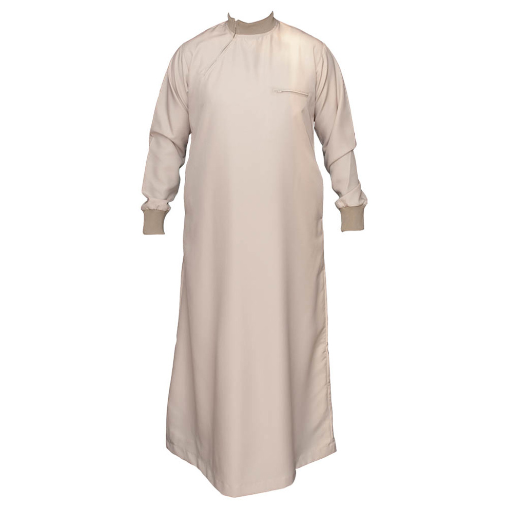 Jumper Cuff Light Beige Jubba Thobe