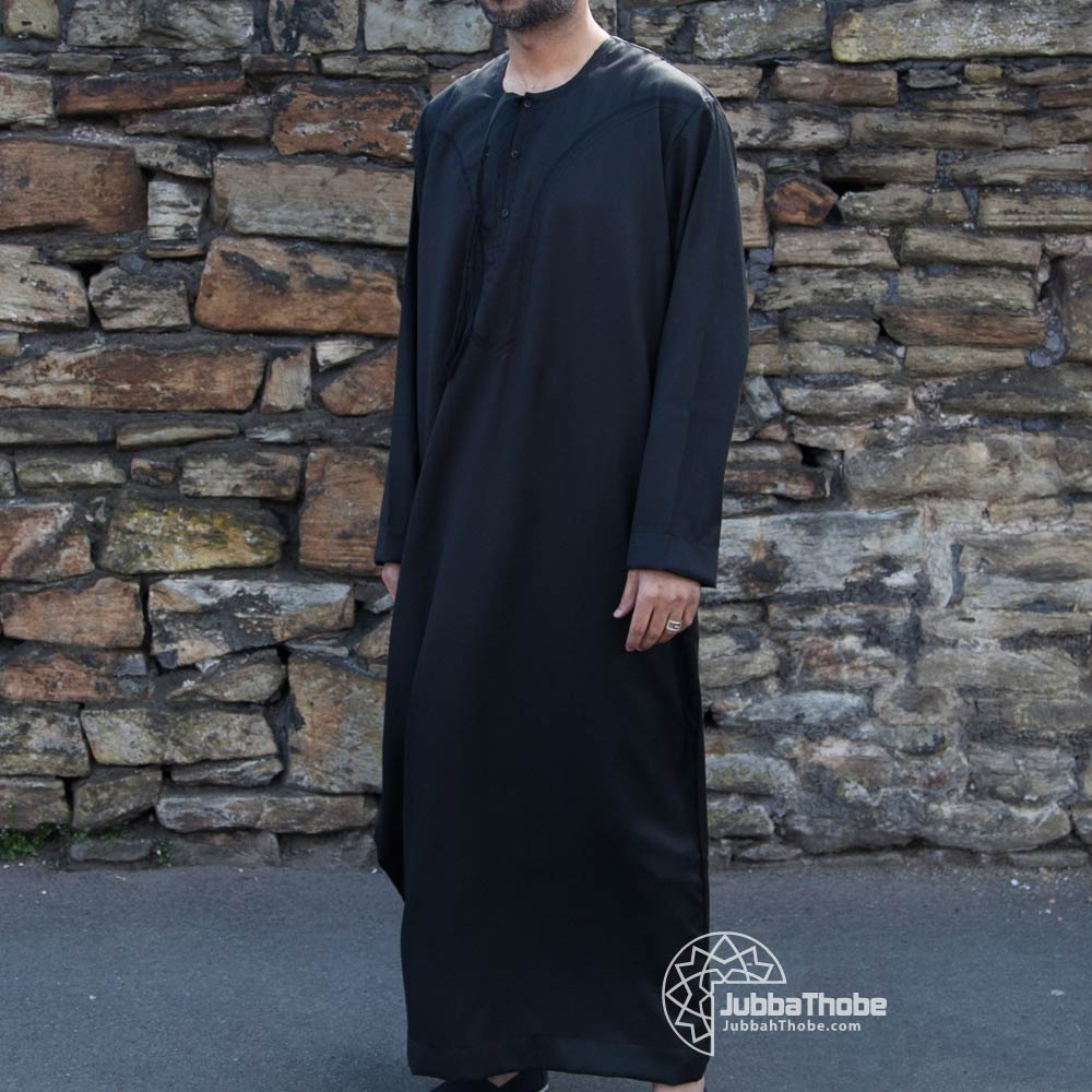 Omani Winter Mens Jubba Thobe