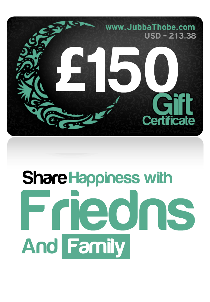 Gift Certificate  £300
