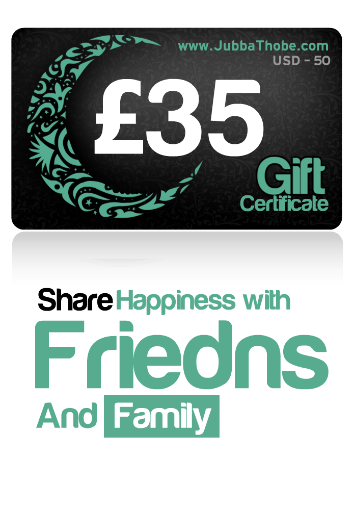 Gift Certificate  £35 / $50