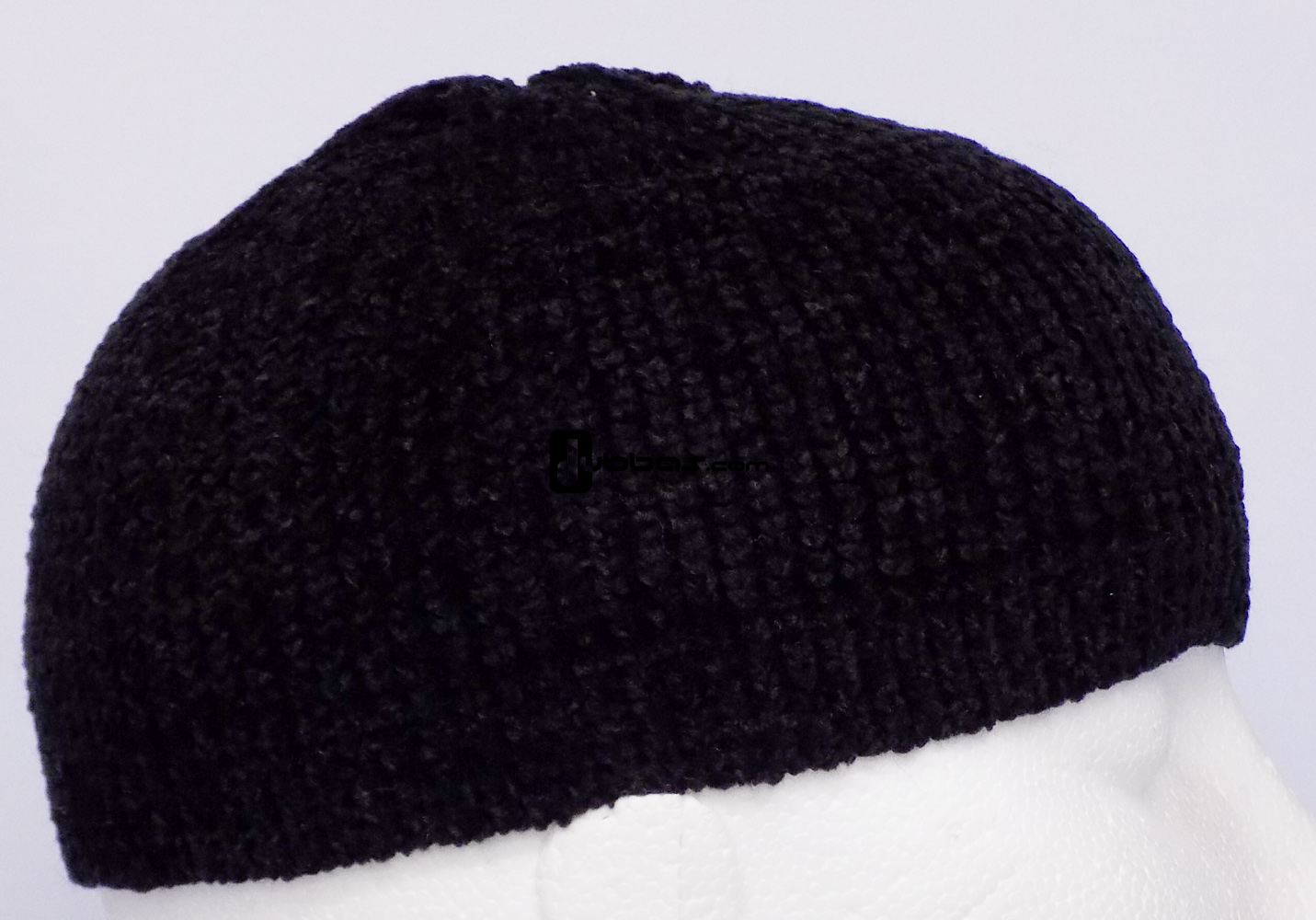 Black Soft Prayer Hat