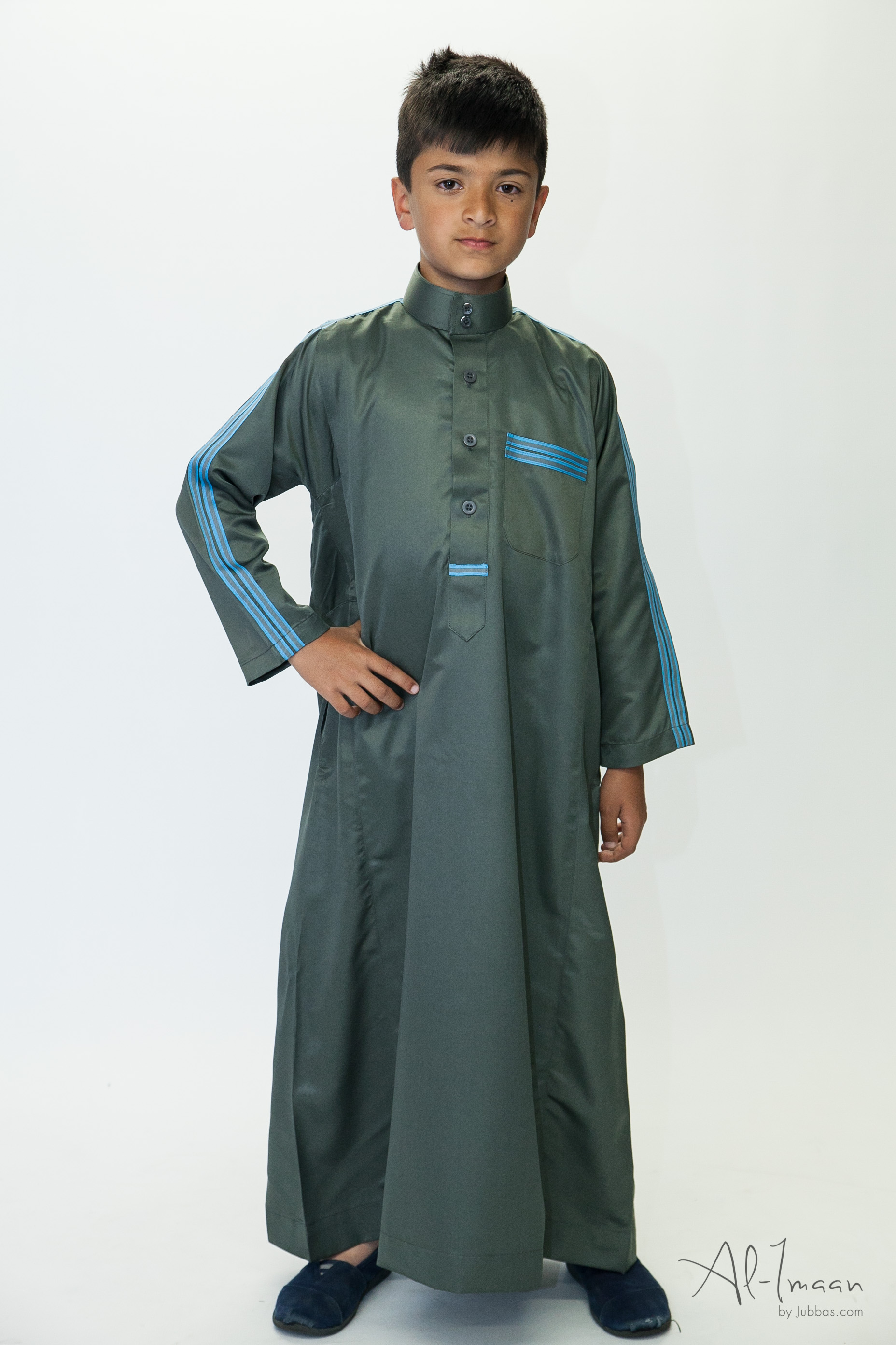 New Jersey kids Jubba Green