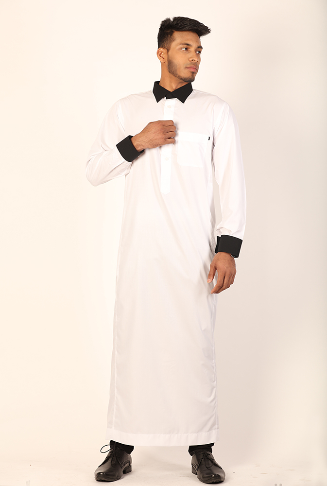 Stylish TUX Jubba Thobe