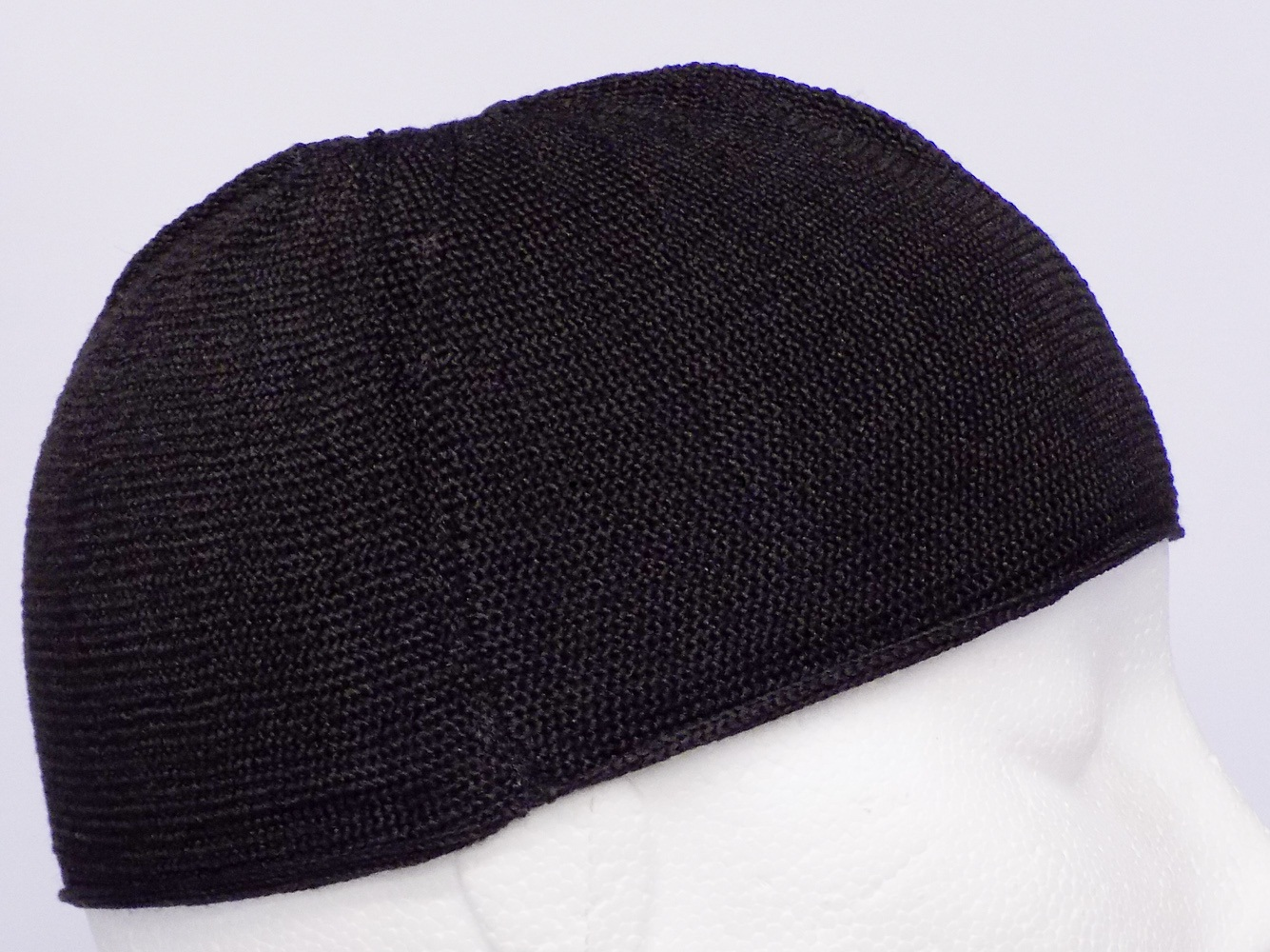 Black Turkish Prayer Hat