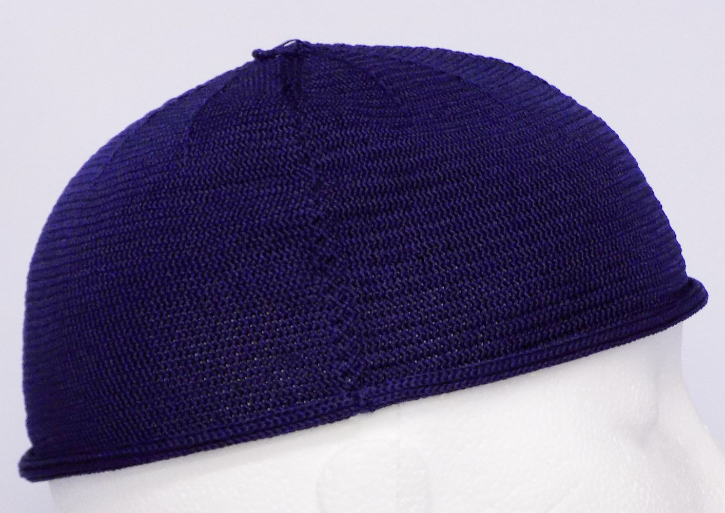 Nevy Blue Turkish Prayer Hat